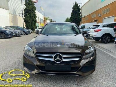 usado Mercedes C200 Clase C(4.75) 7g Plus 136 cv en Malaga