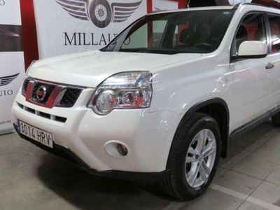 used Nissan X-Trail 2.0dCi XE