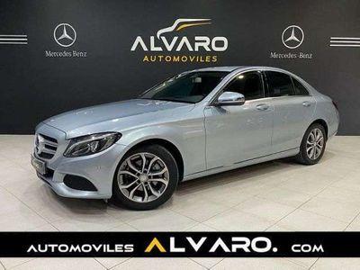 usado Mercedes C220 CDI Estate Avantgarde Aut.