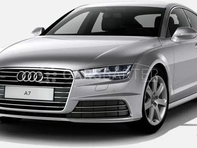 usado Audi A7 Sportback 3.0 TDI quattro 235 kW (320 CV) tiptronic Diésel Gris Plata matriculado el 03/2016