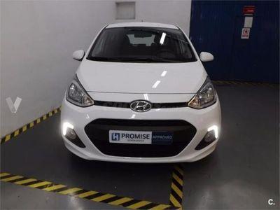 usado Hyundai i10 1.0 Tecno Be 5p. -14