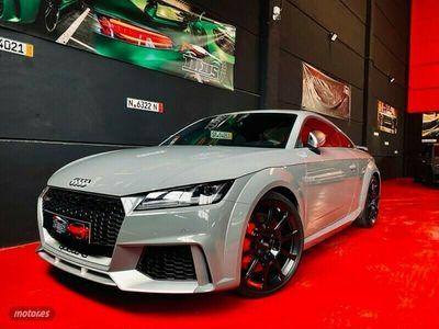 usado Audi TT RS TT2.5 TFSI 294kW quattro S tro Coupe