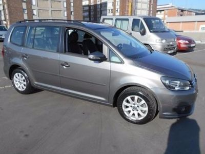 usado VW Touran 1.6 Tdi 105cv Edition Bluemotion Tech 5p. -13