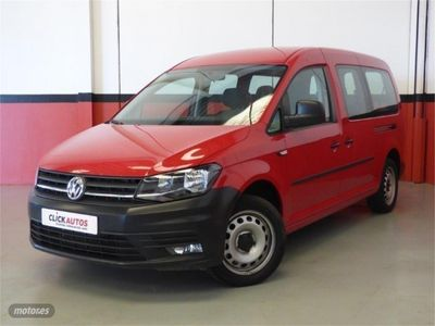 begagnad VW Caddy Maxi Kombi 2.0 TDI SCR BMT 102CV
