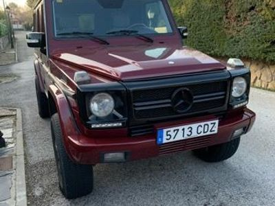 usado Mercedes G400 CDI SW Largo Aut.