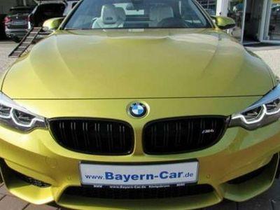 usado BMW M4 Cabriolet Competition DKG