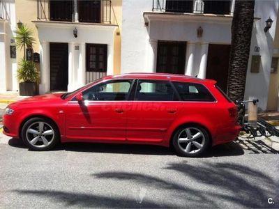 usado Audi A4 Avant 2.0 Tdi 140cv Multitronic Dpf 5p. -07