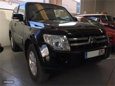 used Mitsubishi Montero 3.2 DID Intense