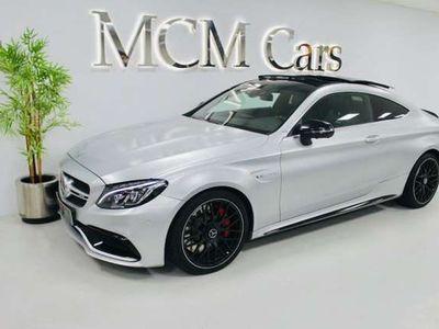 usado Mercedes C63 AMG AMG Clase Coupé C205 Coupé S 7G Plus