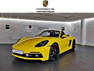 usado Porsche 718 Boxster GTS PDK