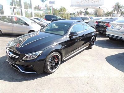 usado Mercedes C63 AMG AMG S*COUPE*A ESTRENAR*TODOS LOS EXTRAS POSIBLES*