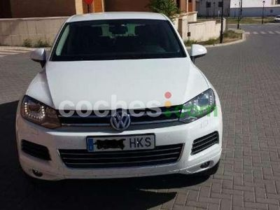 usado VW Touareg 3.0tdi V6 Bmt Premium Terraintech 245 Tip.
