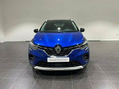 usado Renault Captur TCe Zen + EDC 96kW