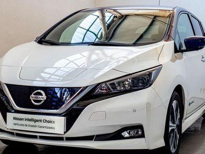 usado Nissan Leaf 150PS N-CONNECTA 40KWH 150 5P