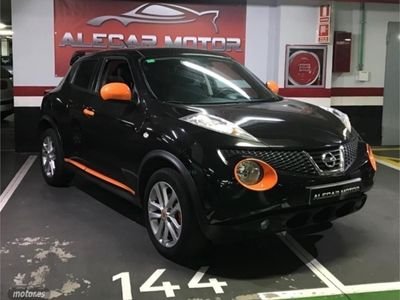 used Nissan Juke 1.6 ACENTA Connect CVT 4X2