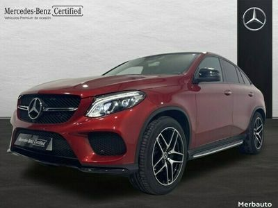 usado Mercedes GLE350 4Matic AMG Line (EURO 6d-TEMP)