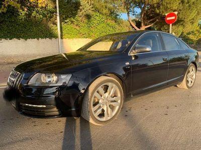 usado Audi S6 5.2 V10 435cv Nacional, Full, Libro Revisiones