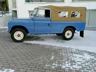 usado Land Rover 2 109 Pick Up petrol 1962