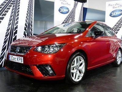 usado Seat Ibiza 1.0 TSI 115CV FR*FULL LINK*CTRL. VELOCIDAD*EURO 6*