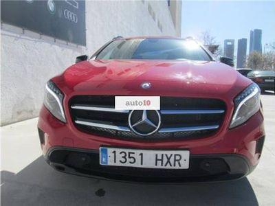 usado Mercedes GLA220 CDI Edition 1 4Matic 7G-DCT