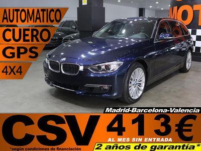 used BMW 330 D TOUR XDRIVE 258CV **AUTO, GPS, 410€/M**