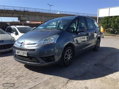 brugt Citroën Grand C4 Picasso 1.6 HDi Premier
