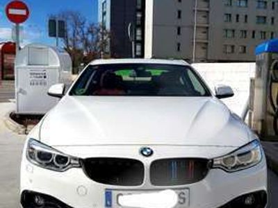 usado BMW 420 Serie 4 F32 Coupé Diesel Coupé