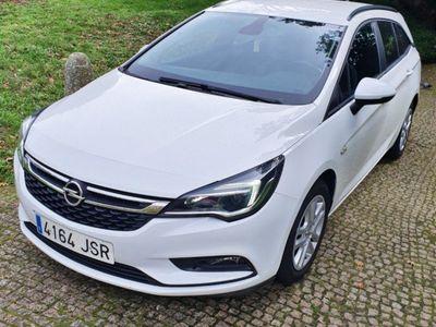 usado Opel Astra 1.6 CDTi SS 136 CV Selective ST