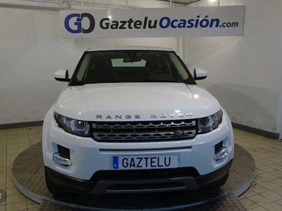 usado Land Rover Range Rover evoque Evoque 2.0eD4 Pure 2WD 150