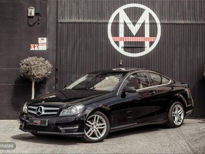 usado Mercedes C220 Clase CCDI Coupe