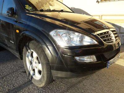 usado Ssangyong Kyron 270Xdi Limited