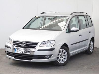 usado VW Touran 1.9 Tdi 105cv Dpf Bluemotion Edition