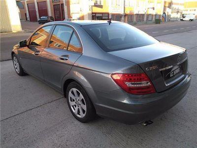 usado Mercedes C200 CDI BE