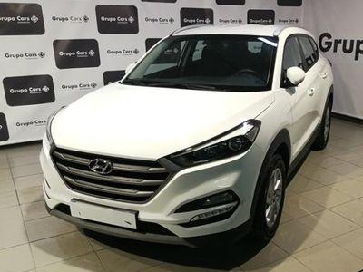 gebraucht Hyundai Tucson 1.7 CRDI BlueDrive Klass 4x2 8