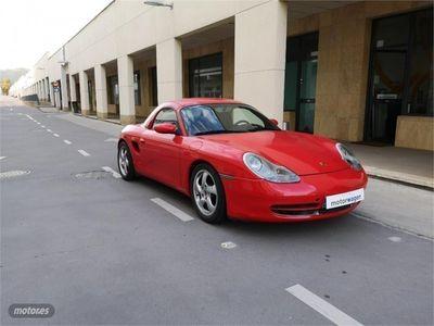 usado Porsche Boxster 2.5I 205CV CUIDADO CON TECHO DURO HISTORIAL KMS