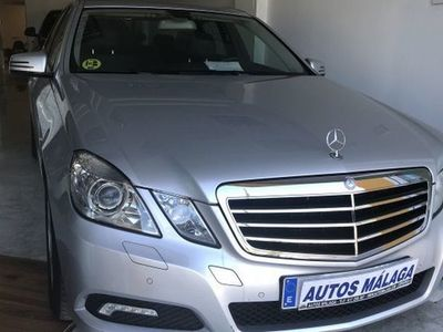 used Mercedes E250 ClaseBE Avantgarde Aut.