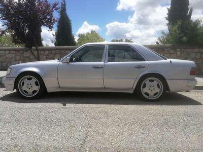 usado Mercedes E500 500