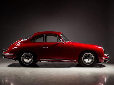 usado Porsche 356 SUPER 90 DE 1963