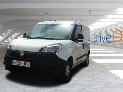 gebraucht Fiat Doblò Cargo 1.3 Multijet Base 66 kW (90 CV)