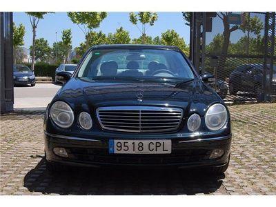 usado Mercedes E500 E500 avantgarde