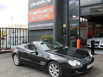 usado Mercedes SL350 245CV 2006 99000 KM