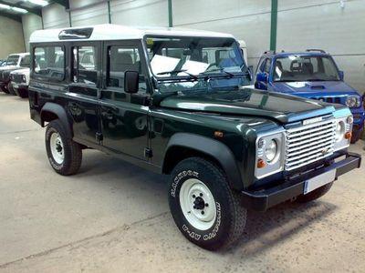 brugt Land Rover Defender 110 2.5TD5 SW E