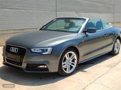 usado Audi A5 Cabriolet 3.0 TDI 204CV multitronic S line