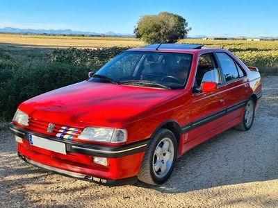 usado Peugeot 405 1.9 Mi16 A.A.