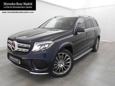 usado Mercedes GLS350 d 4M SUV