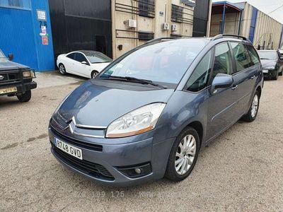 usado Citroën C4 Picasso 1.6HDI*7 PLAZAS*