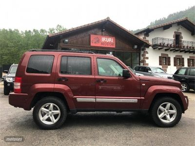 used Jeep Cherokee 2.8 CRD Limited Auto