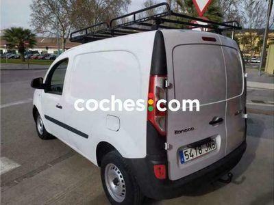 usado Renault Kangoo Fg. Compact 1.5dci Profesional 66kw 90 cv en Malaga