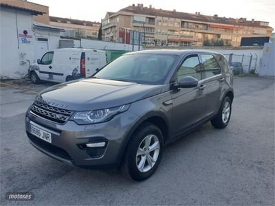 used Land Rover Discovery 2.0L TD4 110kW 150CV 4x4 SE
