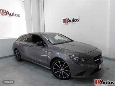 usado Mercedes CLA220 Shooting Brake Clase CLA d Urban